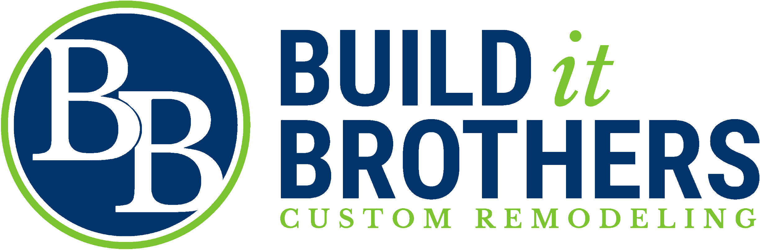 The Build It Brothers Custom Remodeling