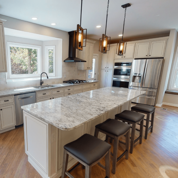 Bares Run Kitchen Remodel
